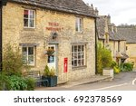 The Old Post Office Of Guiting...