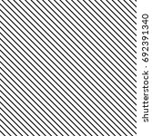 striped pattern  black and... | Shutterstock .eps vector #692391340