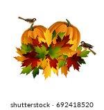 Thanksgiving Vector Autumn...