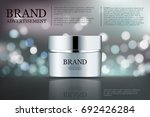 beauty anti aging cream ad.... | Shutterstock .eps vector #692426284
