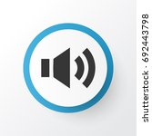 sound icon symbol. premium...