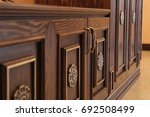 furniture   Shutterstock . vector #692508499