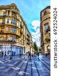 serbia  belgrade   july 26  the ...   Shutterstock . vector #692524024