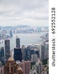 hong kong   july 15  2017 ... | Shutterstock . vector #692552128