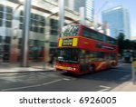 image of a typical bus at london   Shutterstock . vector #6926005