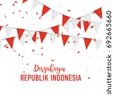 Poster Or Banner Indonesian...