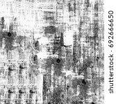 black and white grunge... | Shutterstock . vector #692666650