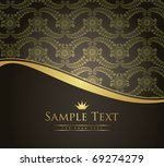 vintage background | Shutterstock .eps vector #69274279