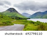Wast Water Lake  View Fromo Th...
