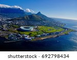 cape town south of africa | Shutterstock . vector #692798434