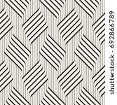 vector seamless pattern....   Shutterstock .eps vector #692866789