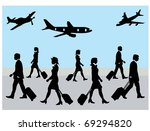 business people | Shutterstock .eps vector #69294820