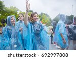 amsterdam  the netherlands  ... | Shutterstock . vector #692997808