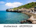Beautiful Sea View In Island  ...