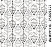 linear vector pattern ... | Shutterstock .eps vector #693008326