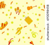 vector carnival concept. the... | Shutterstock .eps vector #693098458