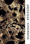 amazing paisley pattern | Shutterstock . vector #693151069