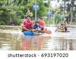 nakhonphanom  thailand   august ... | Shutterstock . vector #693197020