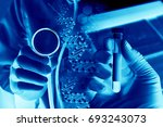 medical concept image | Shutterstock . vector #693243073
