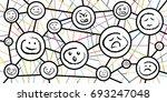 vector illustration for... | Shutterstock .eps vector #693247048