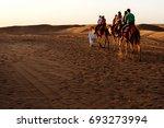 Desert In Dubai  Uae
