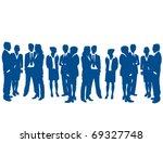 business people | Shutterstock .eps vector #69327748