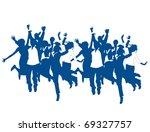 business people | Shutterstock .eps vector #69327757