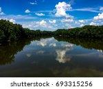 The Mighty Wabash River On A...