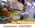 shopping   Shutterstock . vector #693359860