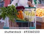 shopping   Shutterstock . vector #693360103