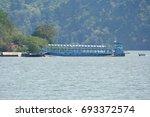 krabi  thailand   march 11 2014 ...   Shutterstock . vector #693372574