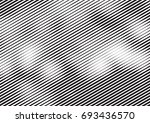 abstract background with lines... | Shutterstock .eps vector #693436570