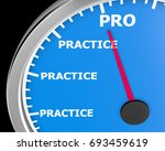 improving your performance with ...   Shutterstock . vector #693459619