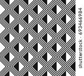 seamless optical geometric... | Shutterstock .eps vector #693466984