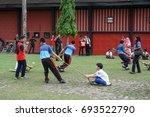 malaysia  aug 10  2017   japan... | Shutterstock . vector #693522790
