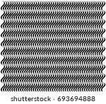 wavy pattern.  illustration ... | Shutterstock .eps vector #693694888