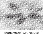 abstract background with lines... | Shutterstock .eps vector #693708910