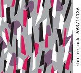 modern seamless pattern design... | Shutterstock .eps vector #693714136