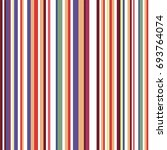 colorful striped abstract... | Shutterstock .eps vector #693764074