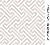 vector seamless pattern. modern ... | Shutterstock .eps vector #693839530