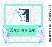vector illustration for ... | Shutterstock .eps vector #693851248