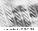abstract background with lines... | Shutterstock .eps vector #693851884