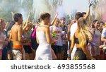 odessa  ukraine   august 5 ... | Shutterstock . vector #693855568