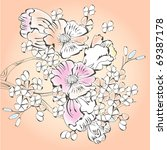 spring background | Shutterstock .eps vector #69387178