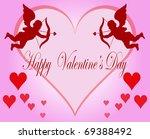 valentine's day   Shutterstock .eps vector #69388492