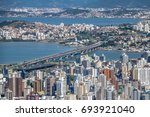 aerial view of dowtown... | Shutterstock . vector #693921040