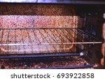 dirty oven   Shutterstock . vector #693922858
