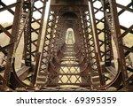 Kinzua Bridge Viaduct Steel...