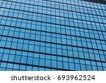 business building facade | Shutterstock . vector #693962524