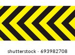 line yellow and black color. | Shutterstock .eps vector #693982708
